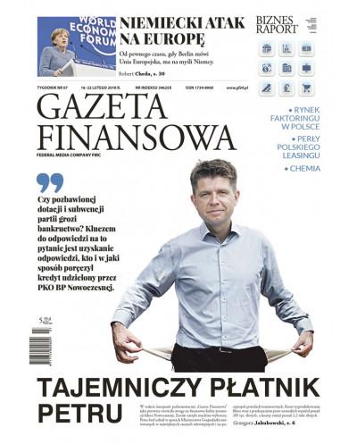 Gazeta Finansowa 07/2018