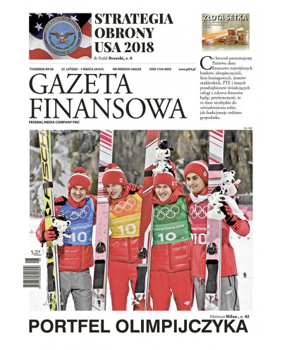 Gazeta Finansowa 08/2018