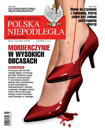 Polska Niepodległa 05/2018