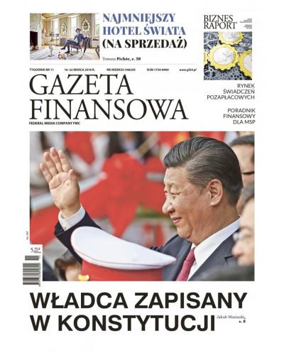 Gazeta Finansowa 11/2018