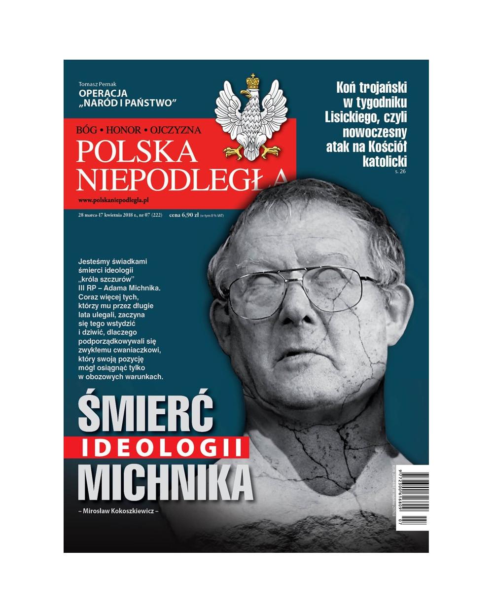 Polska_Niepodległa 07/2018