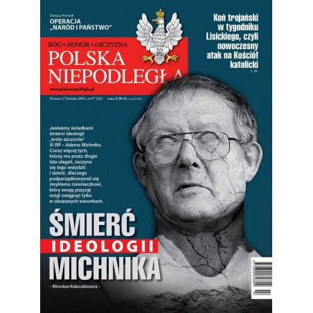 Polska Niepodległa 07/2018
