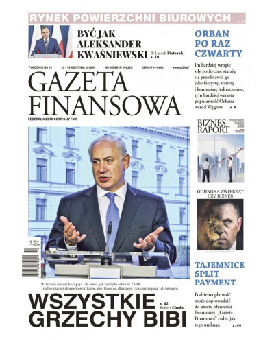 Gazeta Finansowa 14/2018