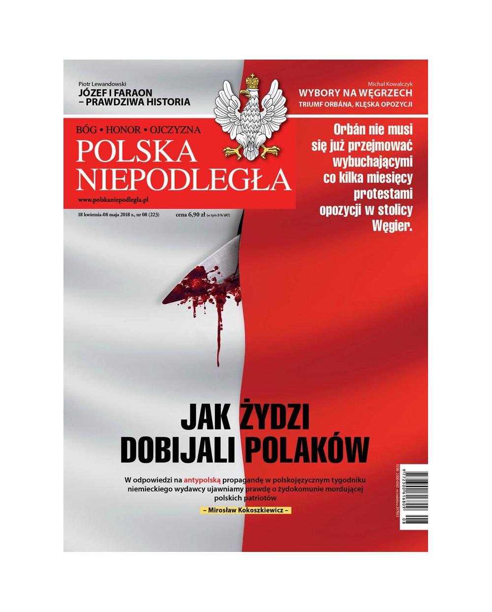 Polska Niepodległa 08/2018