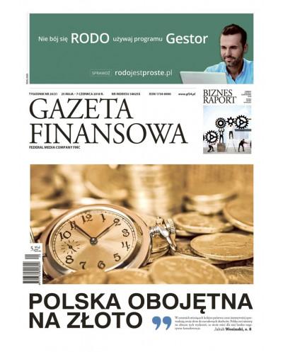 Gazeta Finansowa 20/2018
