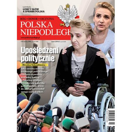 Polska Niepodległa 11/2018