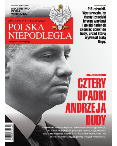 Polska Niepodległa 13/2018