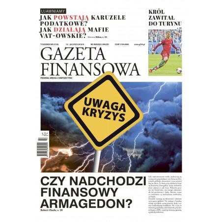 Gazeta Finansowa 27-28/2018