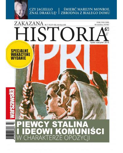 Zakazana Historia 07-08/2018