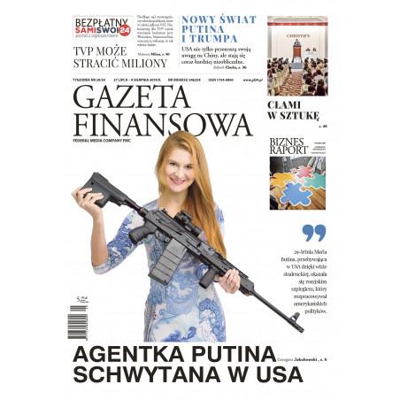 Gazeta Finansowa 29-30/2018