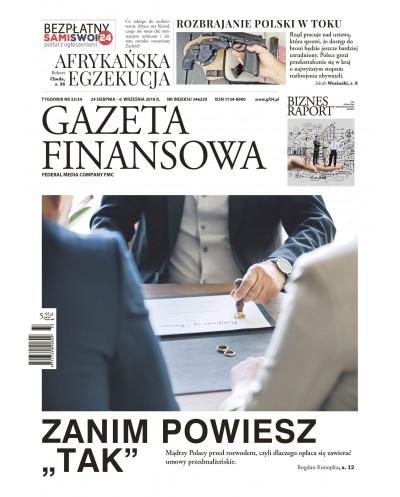 Gazeta Finansowa 32-33/2018