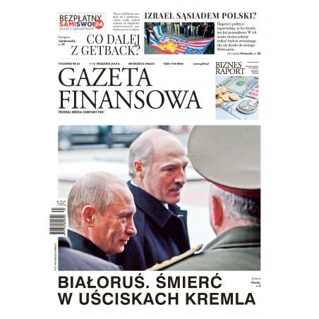 Gazeta Finansowa 35/2018