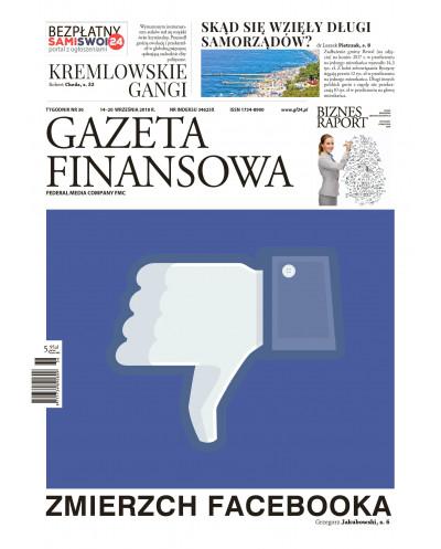 Gazeta Finansowa 36/2018
