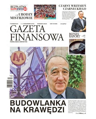 Gazeta Finansowa 39/2018
