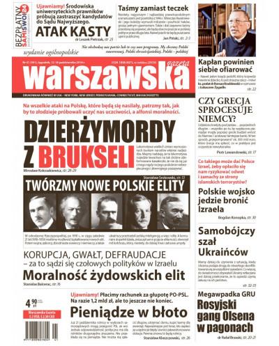 Warszawska Gazeta 41/2018
