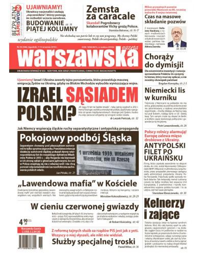 Warszawska Gazeta 36/2018