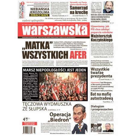 Warszawska Gazeta 37/2018