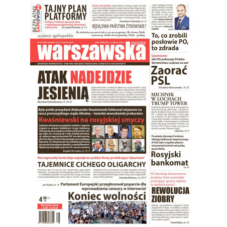 Warszawska Gazeta 38/2018