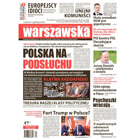 Warszawska Gazeta 39/2018