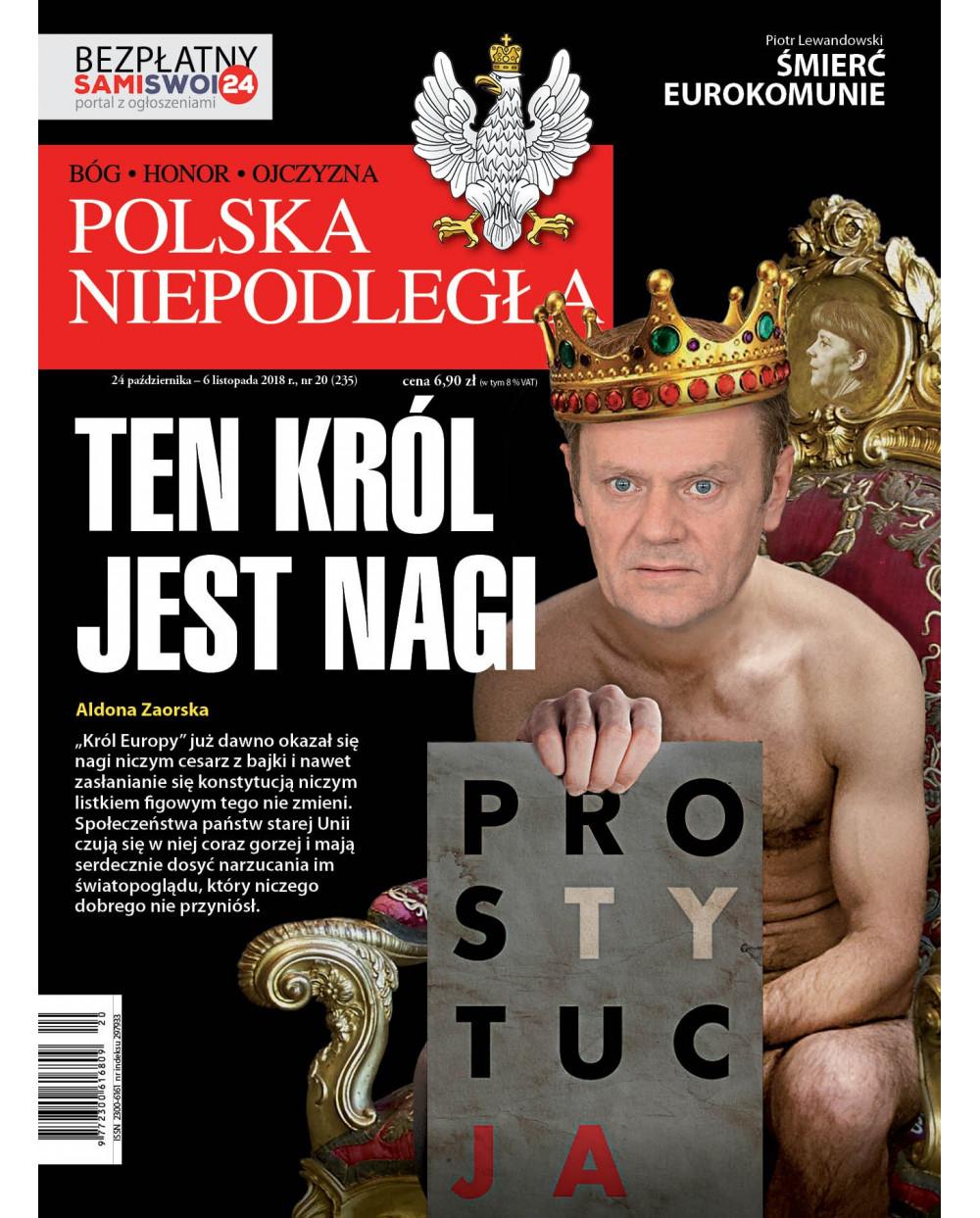 Polska Niepodległa 20/2018