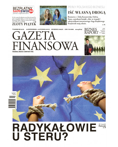 Gazeta Finansowa 42-43/2018