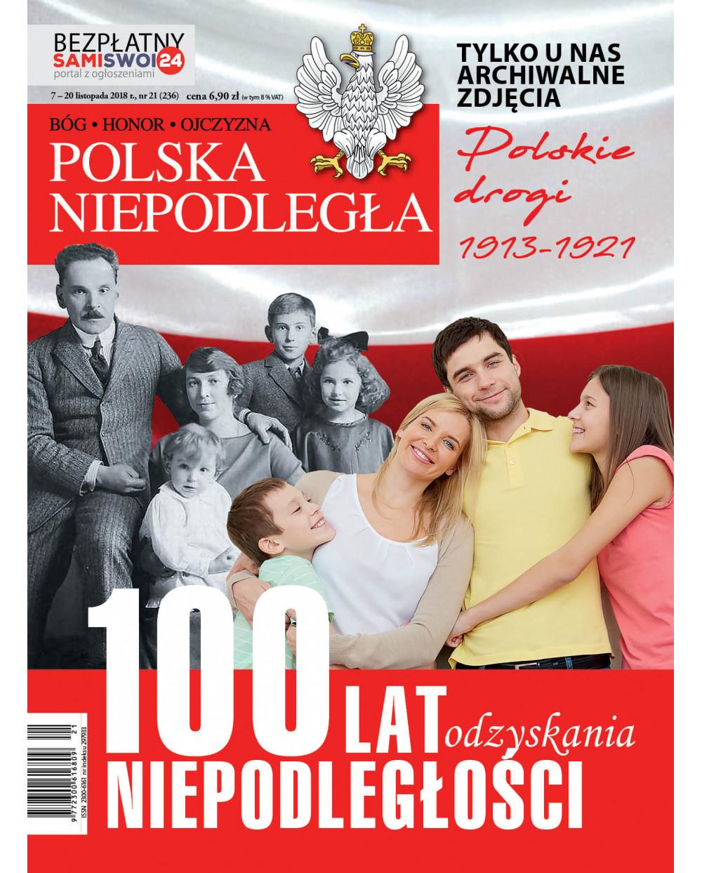 Polska Niepodległa 21/2018