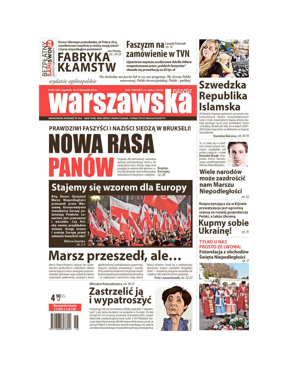 Warszawska Gazeta 26/2018