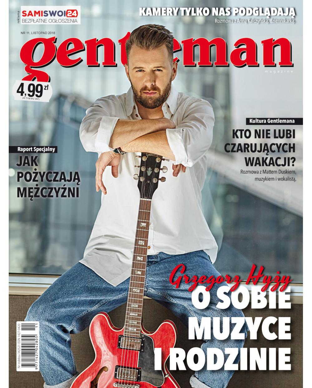 Gentleman 11/2018