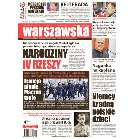 Warszawska Gazeta 48/2018