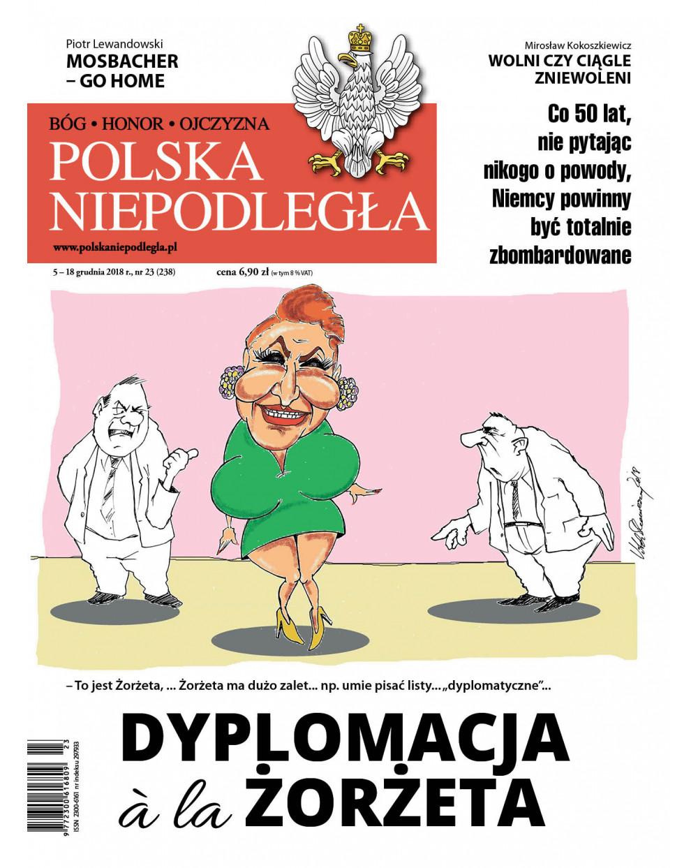 Polska Niepodległa 23/2018