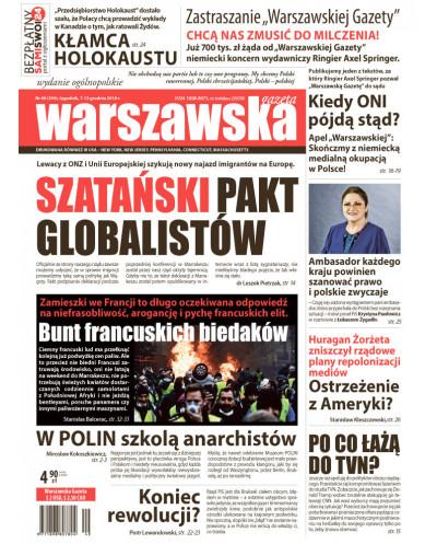 Warszawska Gazeta 49/2018