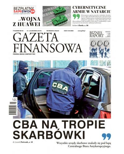 Gazeta Finansowa 49/2018