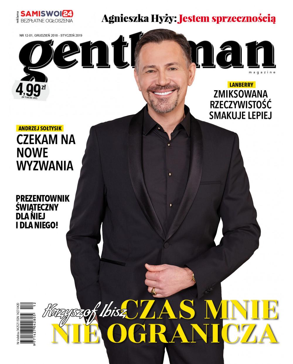 Gentleman 12-01/2019