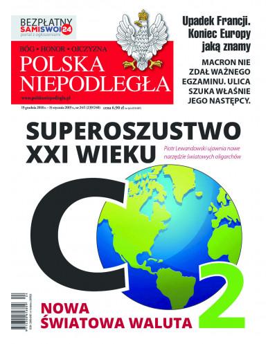 Polska Niepodległa 24/2018