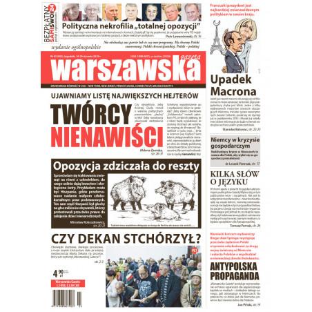 Warszawska Gazeta 03/2018