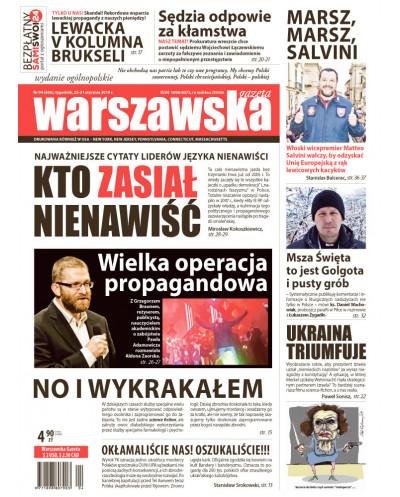 Warszawska Gazeta 04/2019