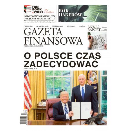 Gazeta Finansowa 08/2019