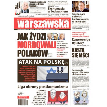 Warszawska Gazeta 08/2019