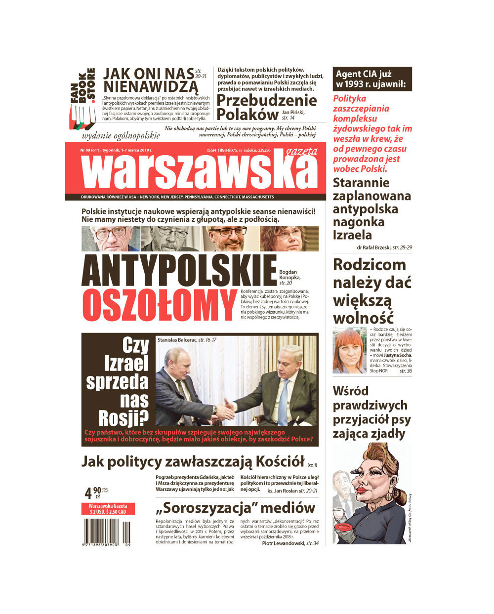 Warszawska Gazeta 09/2019