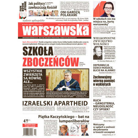 Warszawska Gazeta 10/2019