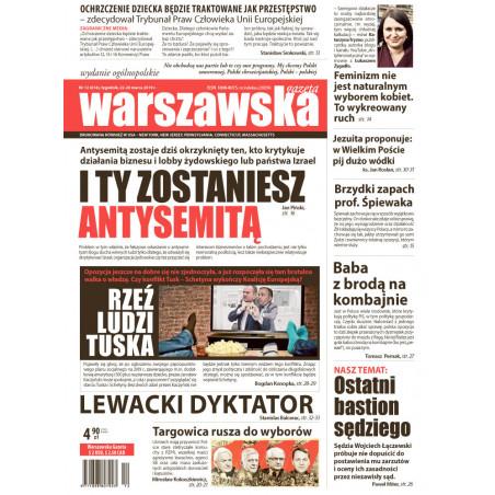 Warszawska Gazeta 12/2019