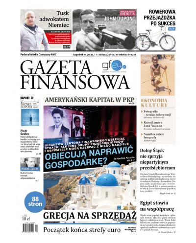 Gazeta Finansowa 29-30/2015