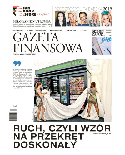 Gazeta Finansowa 13/2019