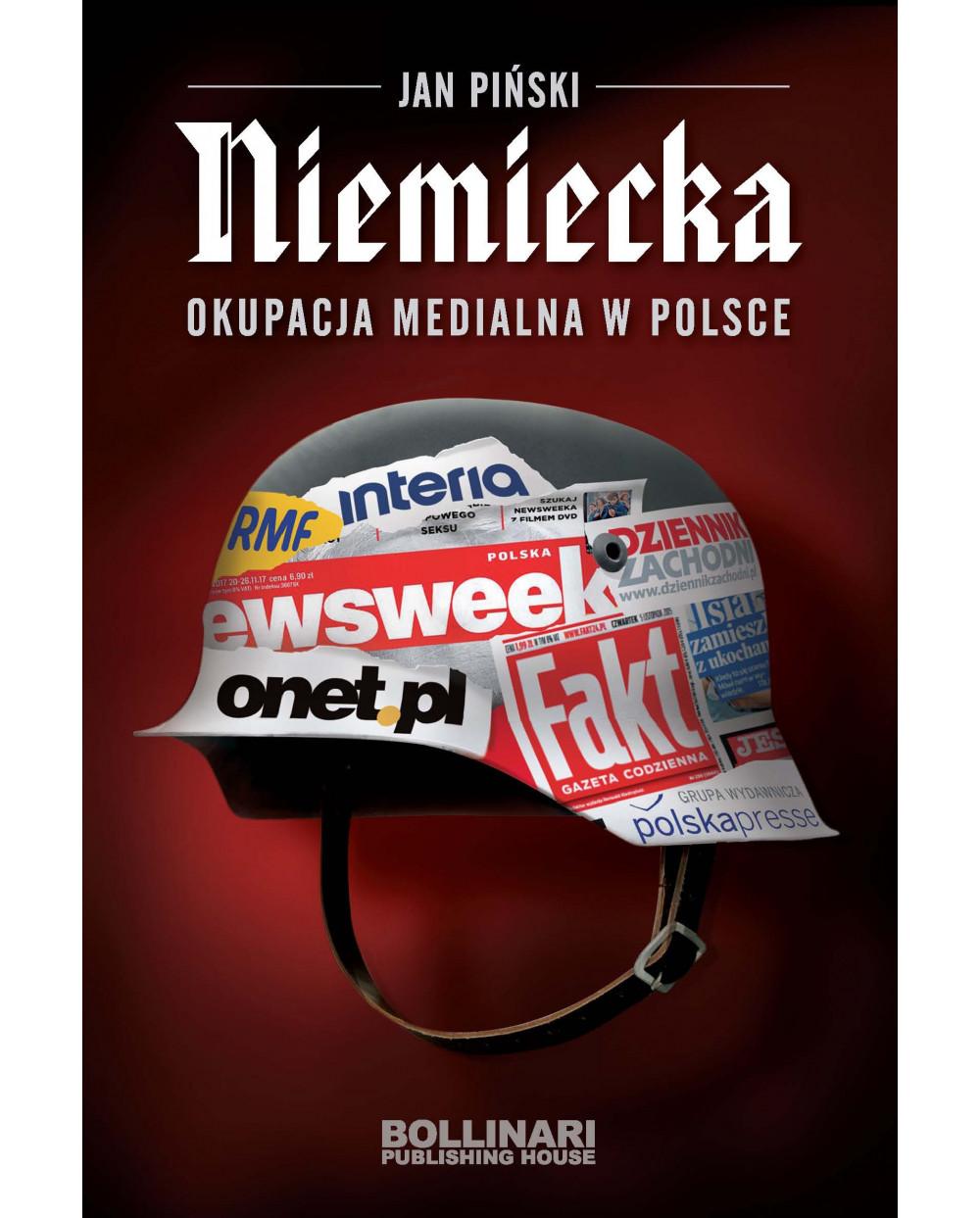 Jan Piński - Niemiecka okupacja medialna w Polsce