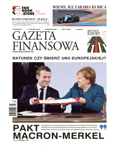 Gazeta Finansowa 14/2019