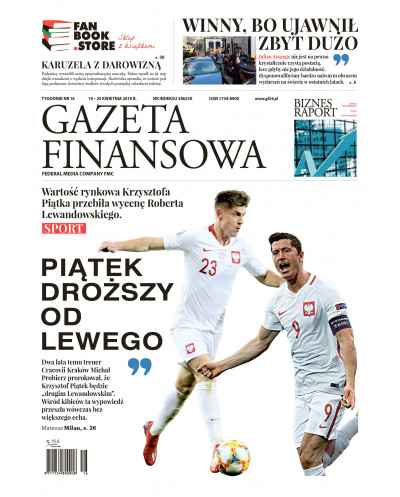 Gazeta Finansowa 16/2019