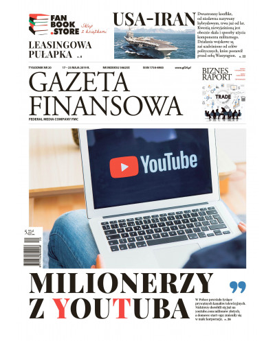 Gazeta Finansowa 20/2019