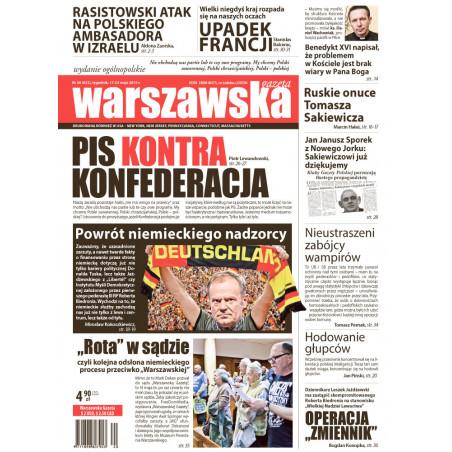 Warszawska Gazeta 20/2019