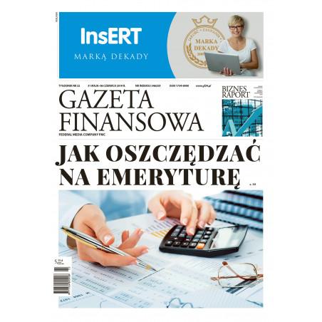 Gazeta Finansowa 22/2019