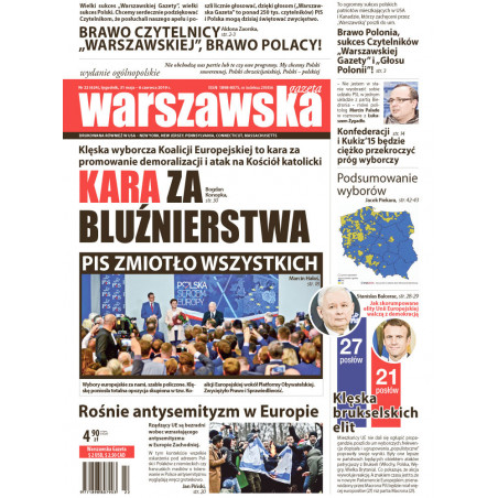 Warszawska Gazeta 22/2019